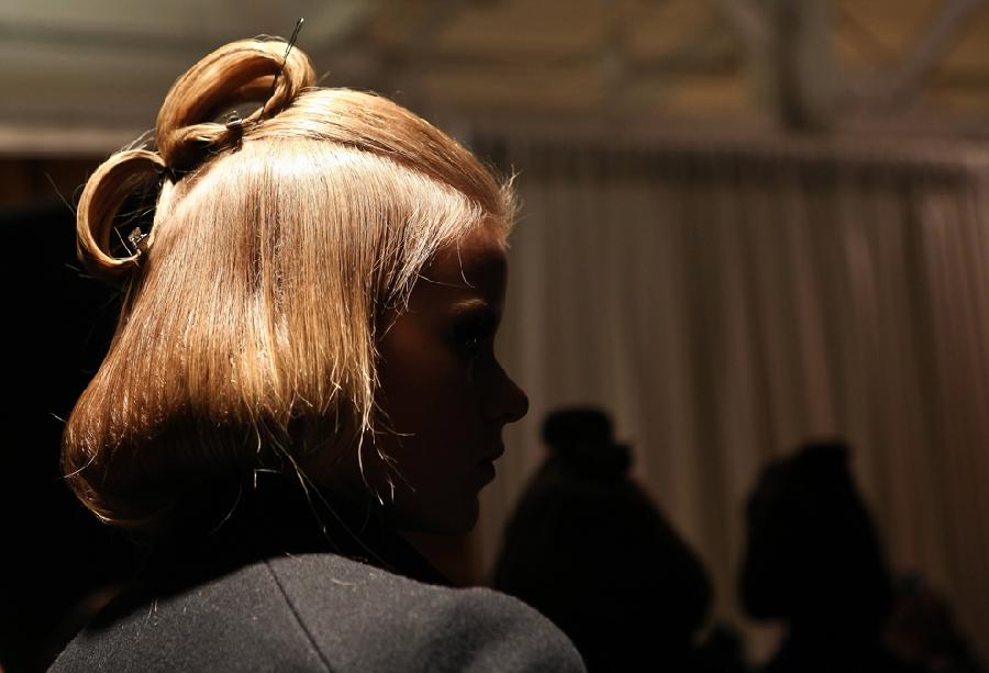 1024 За кулисами нью йоркской недели моды сезона осень 2012