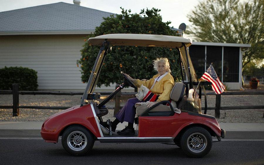 1038 Рай для пенсионеров в Аризоне