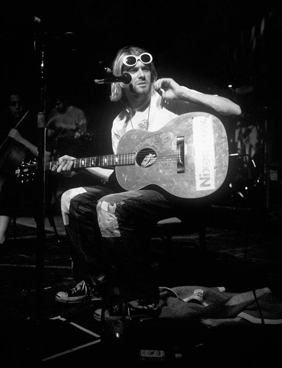 1041 Курт Кобейн и Nirvana