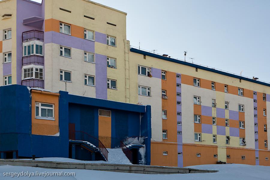 1051 Певек самый северный город России