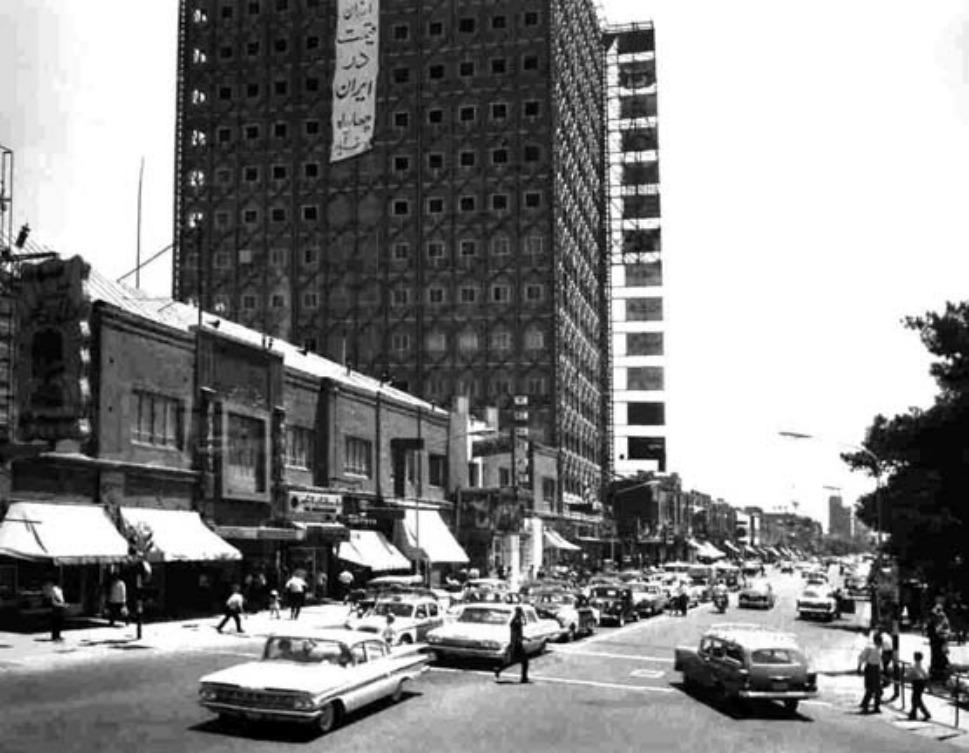 1052 Давным давно в Тегеране