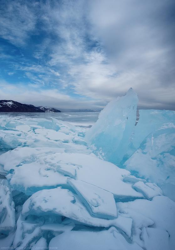 1066 Тонкие струны Байкала или 400 км на коньках