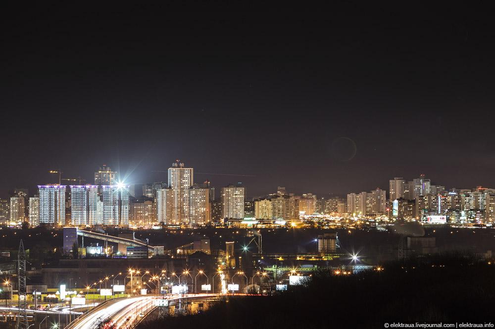 1067 Ночной Киев