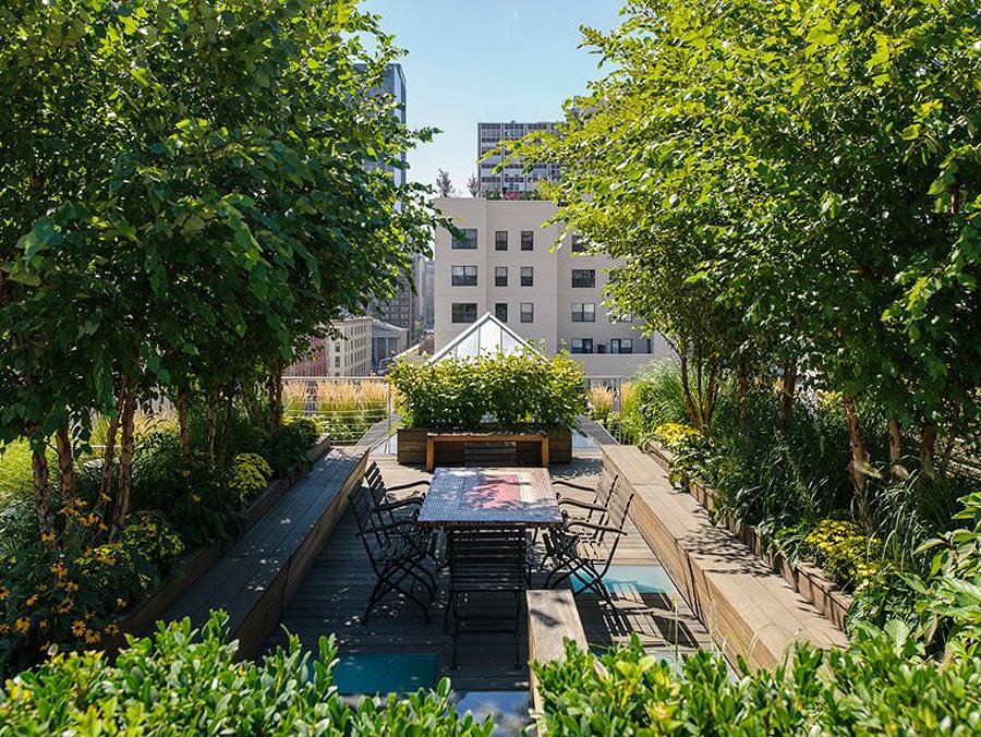 1070 Сады на крышах (Часть 2)