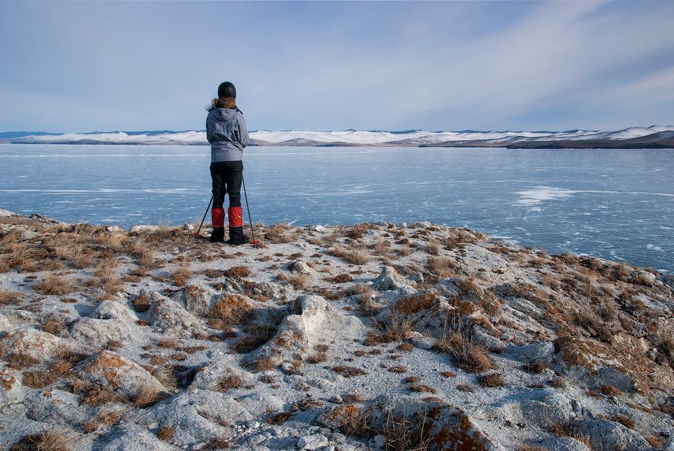 1075 Тонкие струны Байкала или 400 км на коньках (Часть 2)