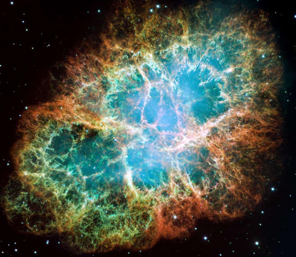 1078 30 лучших фотографий телескопа Хаббл