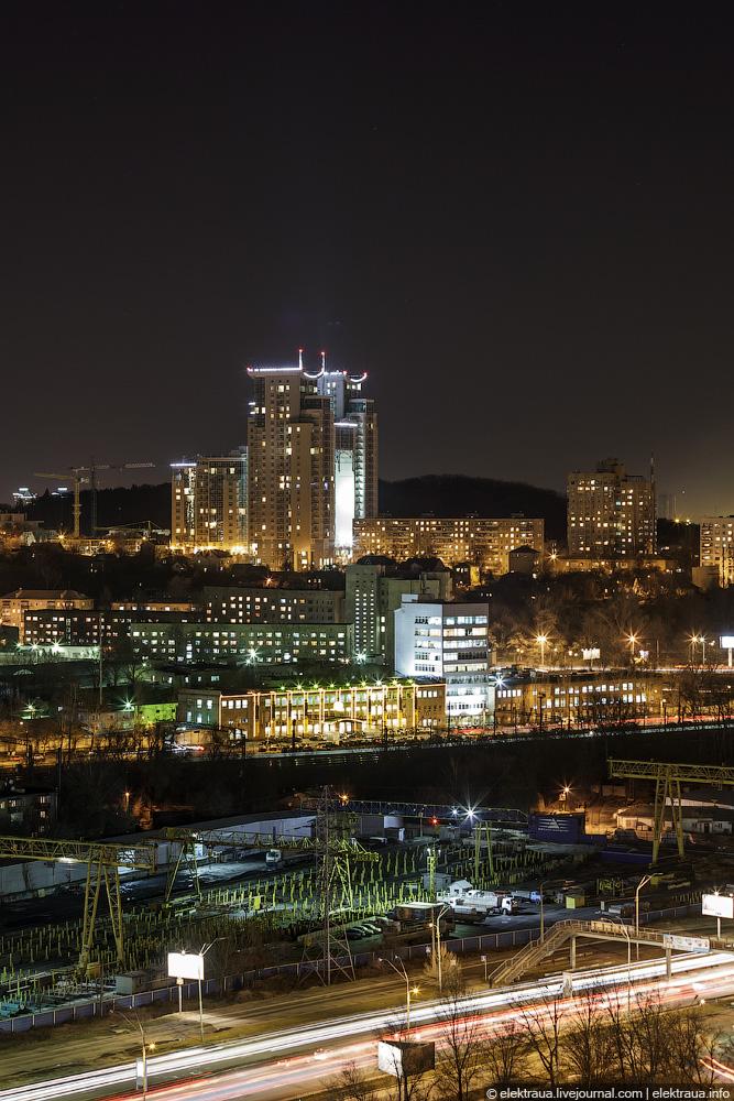 11105 Ночной Киев
