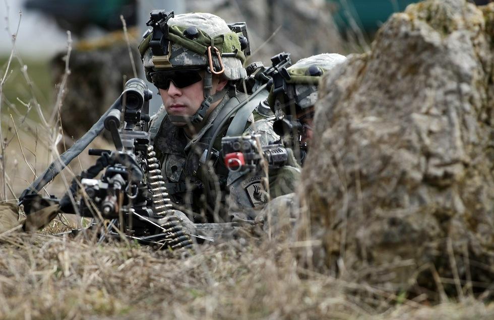 11107 Афганский кишлак в самом сердце Германии