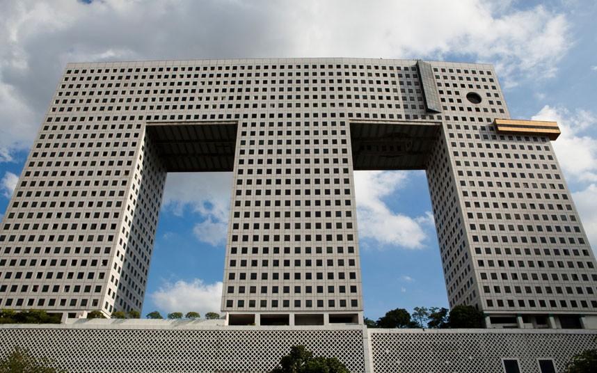 1113 Самые уродливые здания мира