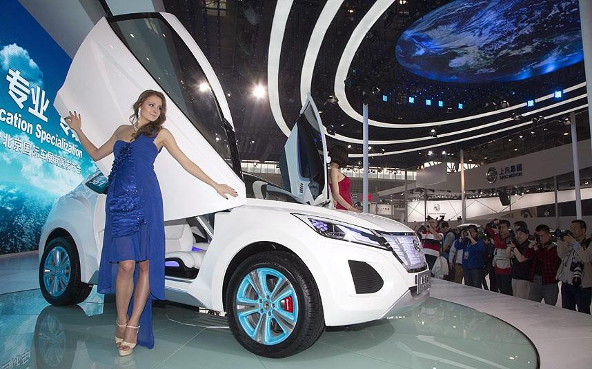 11158 Пекинский автосалон 2012