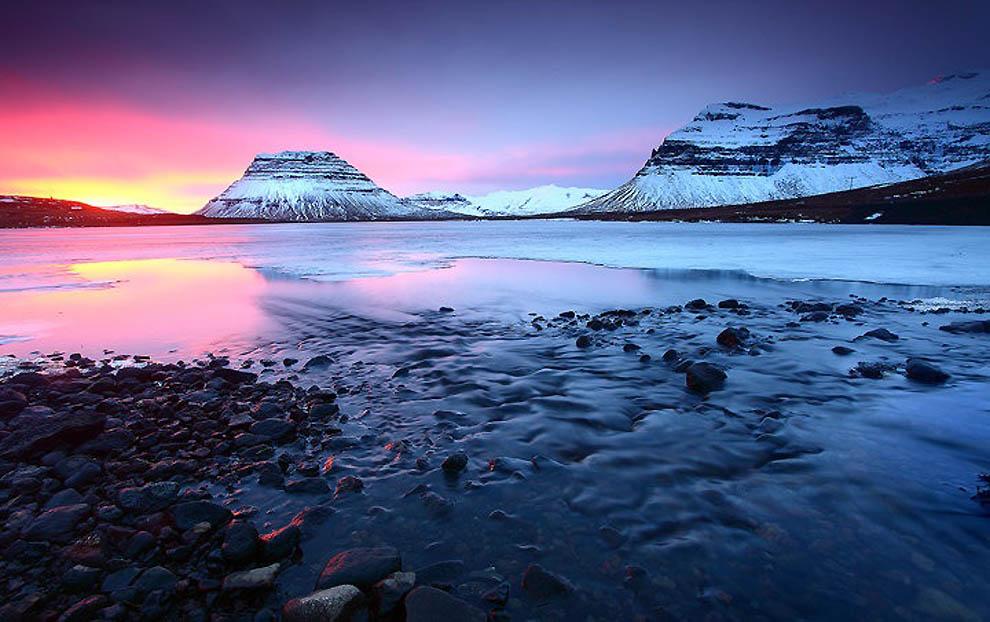 1116 Удивительные фотографии природы от мастера пейзажного фото Джеймса Эпплтона