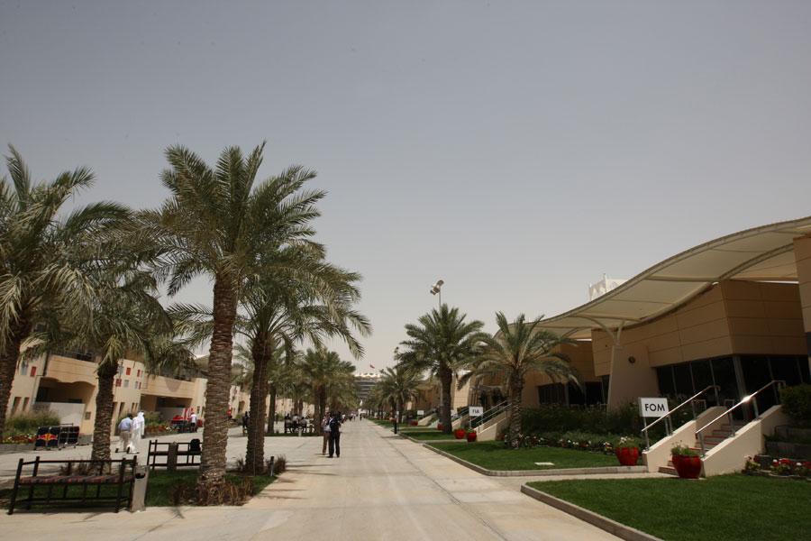 11163 За кадром Гран При Бахрейна 2012