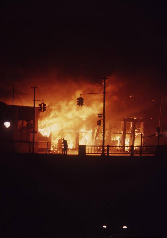 11171 Американский бунт. Детройт, 1967 год