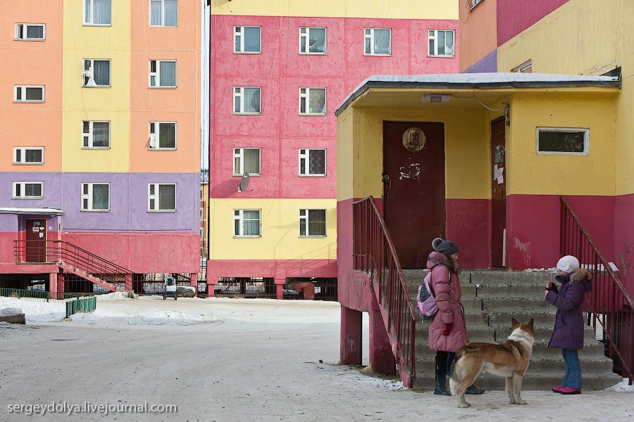 1120 Экспедиция на Чукотку: Билибино   самый дорогой город на Земле