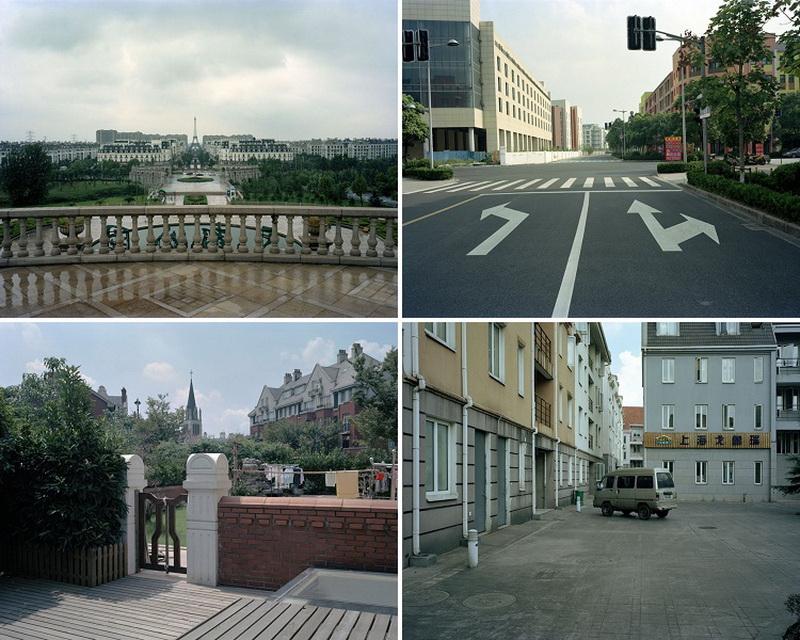 Маленькая Европа на окраине Шанхая