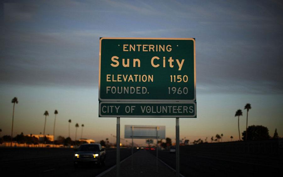 1148 Рай для пенсионеров в Аризоне