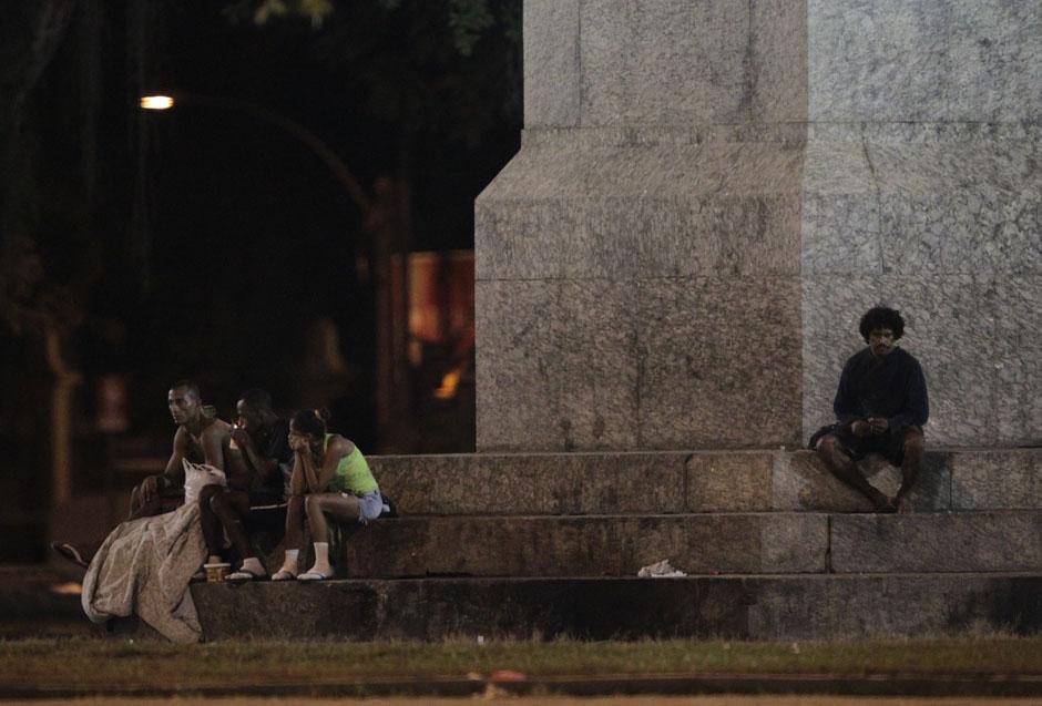 1158 Курильщики крэка из Бразилии