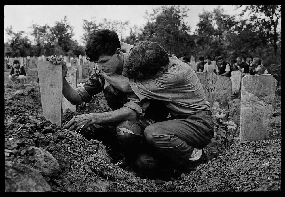 1159 Ретроспектива: война в Боснии