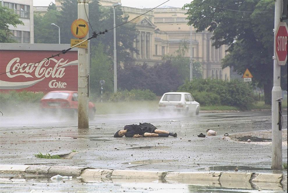 1160 Ретроспектива: война в Боснии