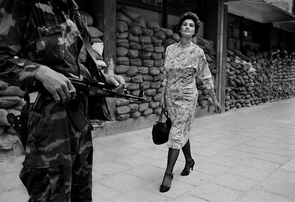 1191 Женщины Сараево тогда и сейчас