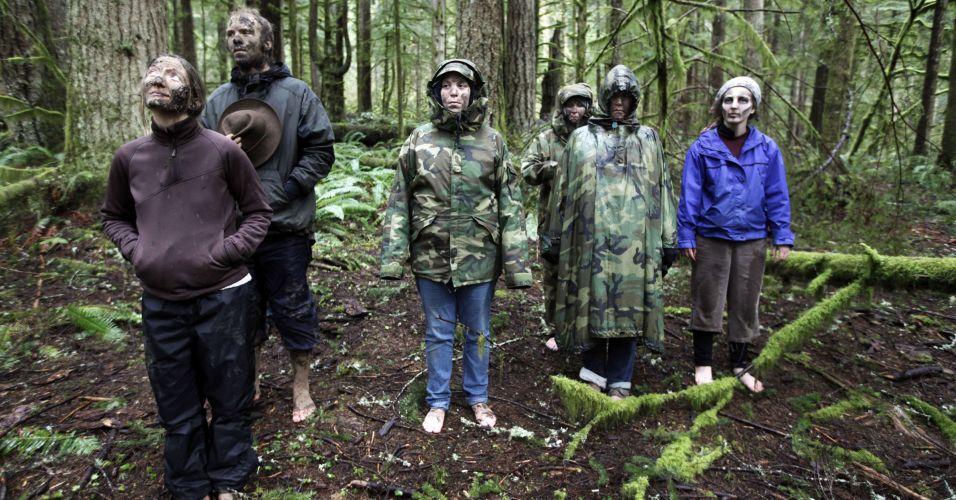 120312 zumbitrainee f 005 В США обучают выживанию после зомби апокалипсиса