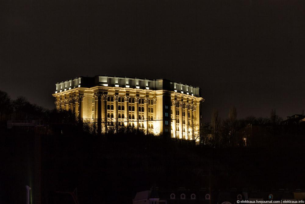 1205 Ночной Киев