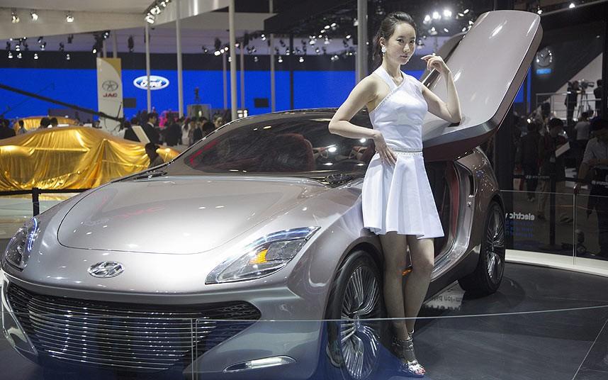 12131 Пекинский автосалон 2012