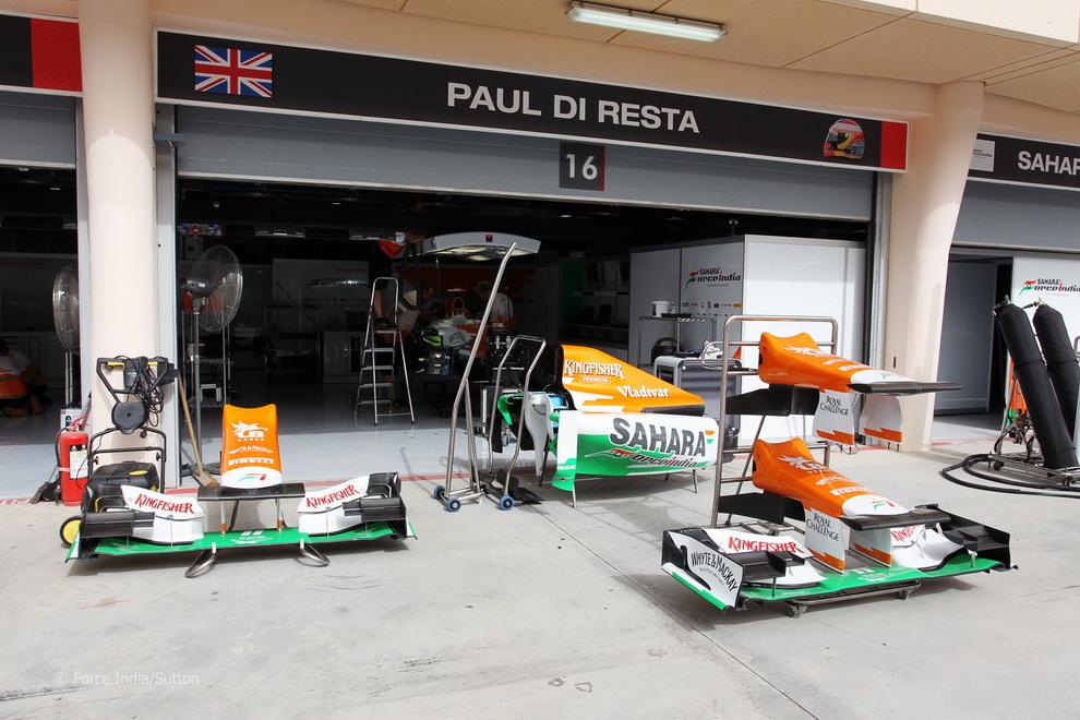12136 За кадром Гран При Бахрейна 2012