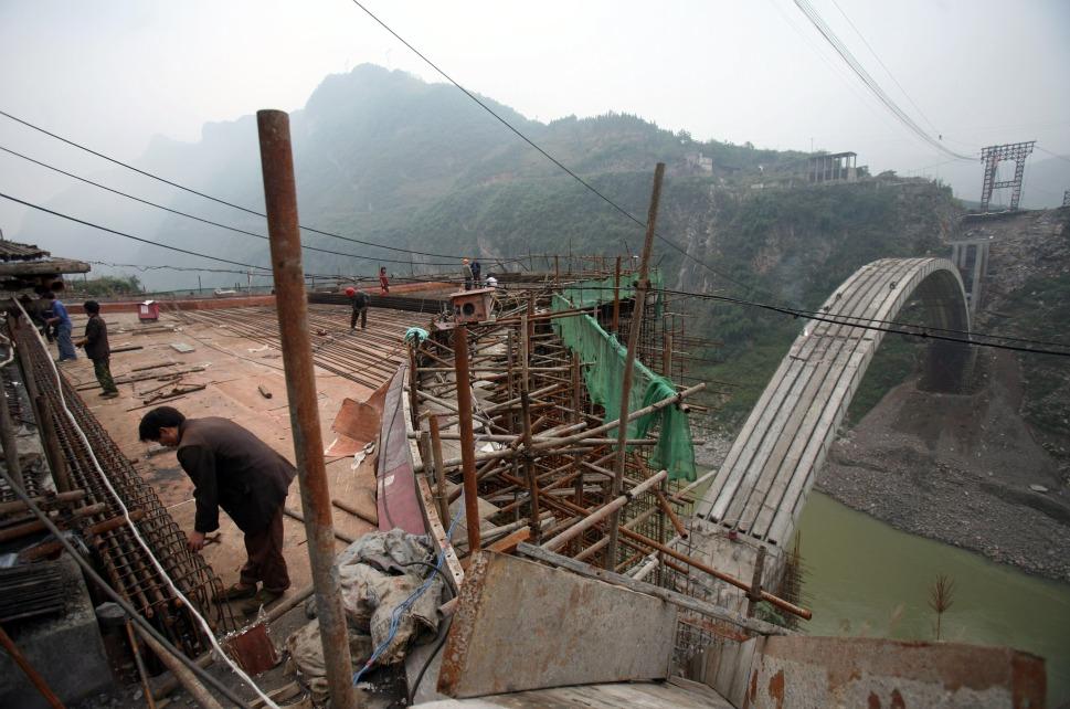 124 Китай строит свою дорогу к процветанию