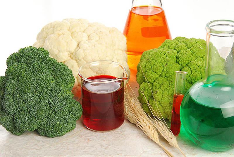 127 Какие химикаты мы потребляем каждый день?