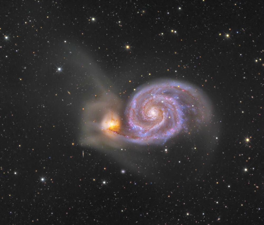 1278 30 лучших фотографий телескопа Хаббл
