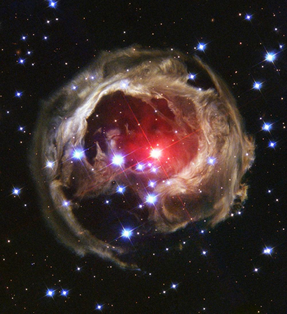 1279 30 лучших фотографий телескопа Хаббл