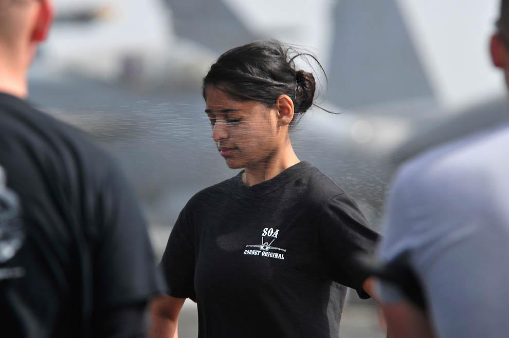 1285 Женщины в американской армии