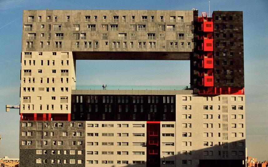 1310 Самые уродливые здания мира