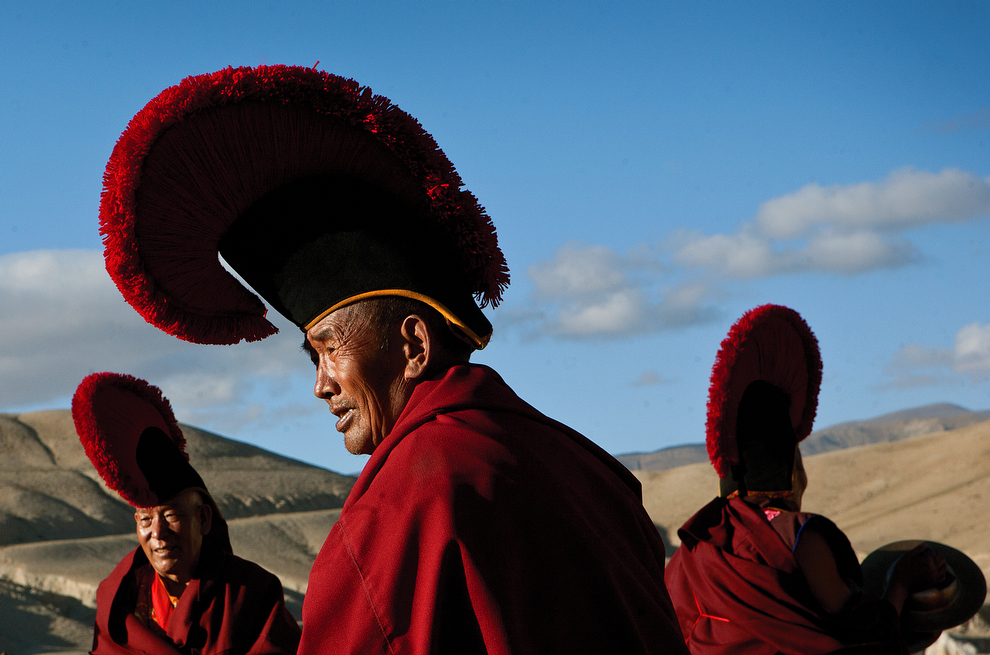 13103 Монтанг: бывшее королевство Ло в Непале