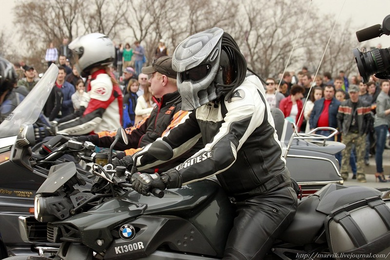 13115 Открытие мотосезона 2012