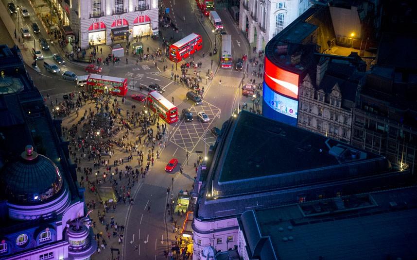 1325 Британские города с воздуха