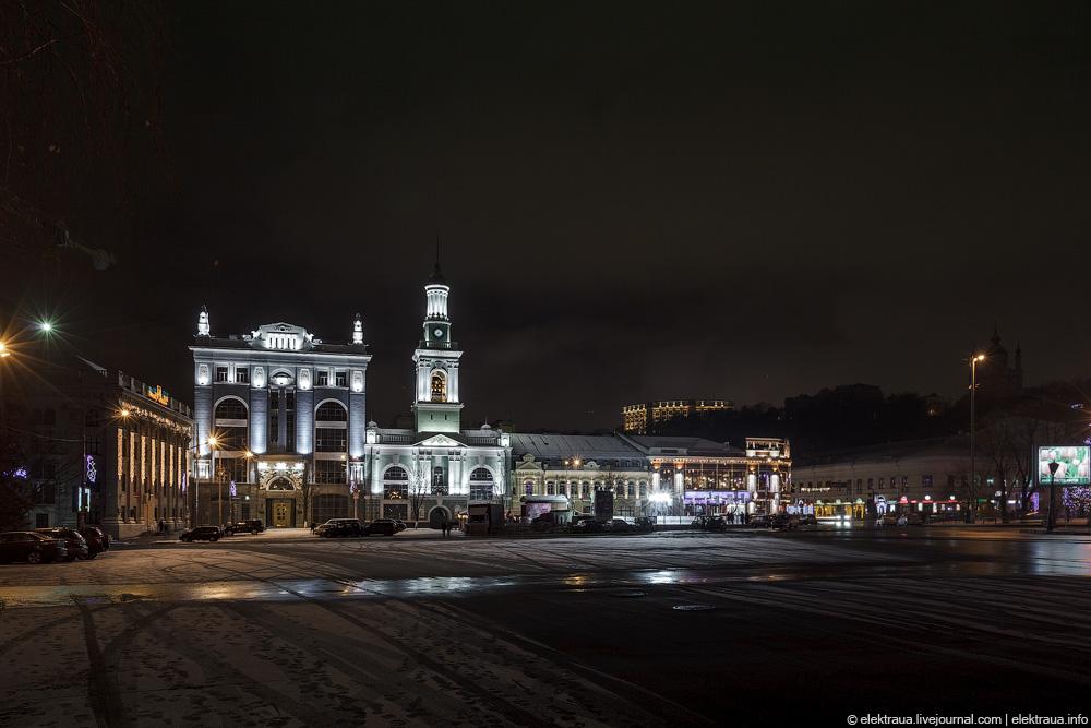 1360 Ночной Киев