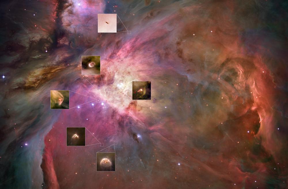 1370 30 лучших фотографий телескопа Хаббл