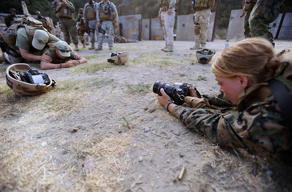 1372 Женщины в американской армии