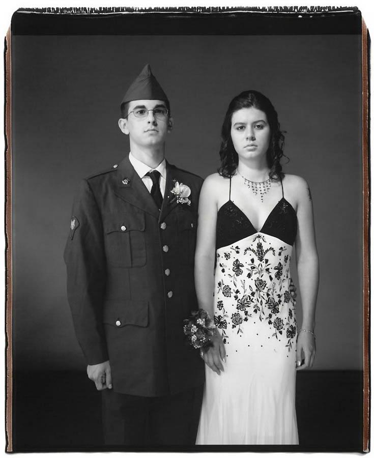 138 Американские школьники в фотопроекте Выпускной
