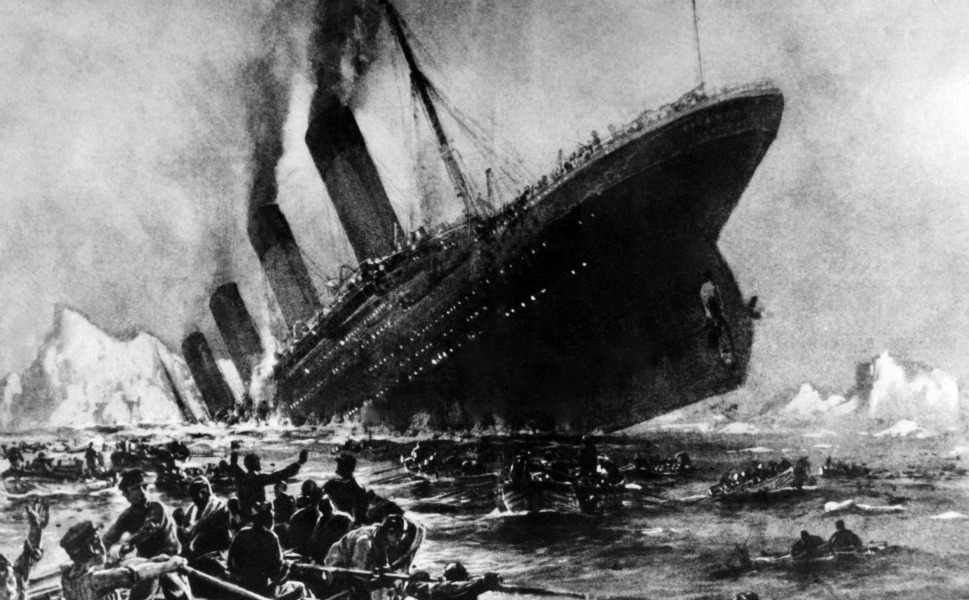 1392 Катастрофы на семи морях