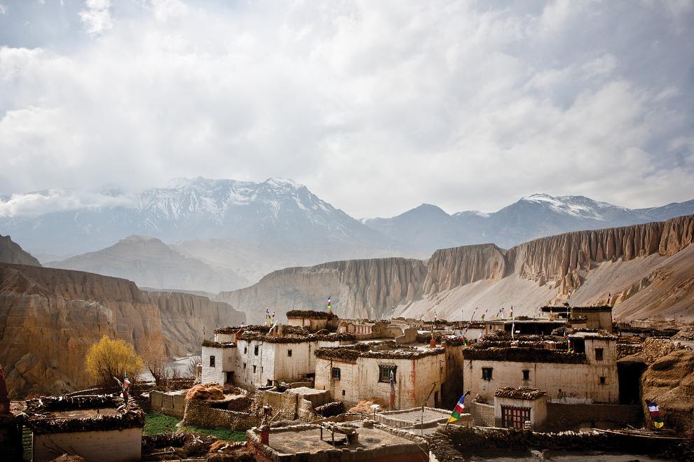 1403 Монтанг: бывшее королевство Ло в Непале
