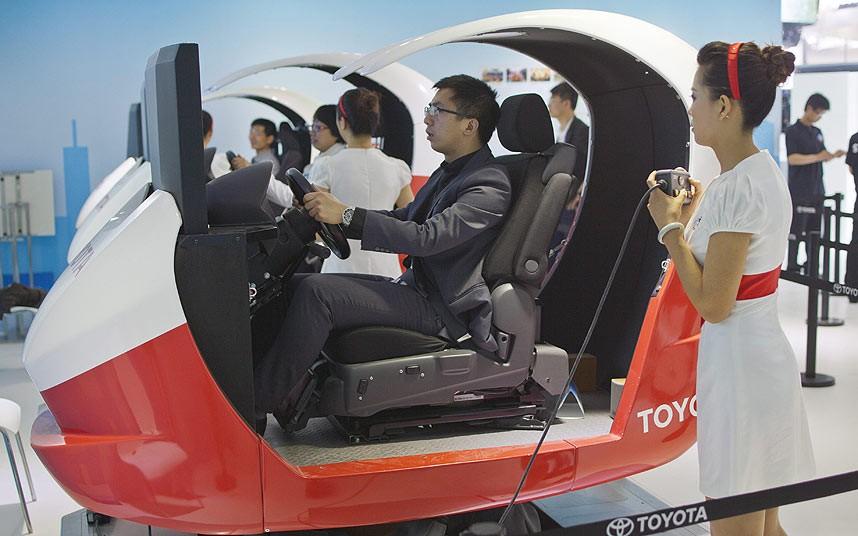 14103 Пекинский автосалон 2012