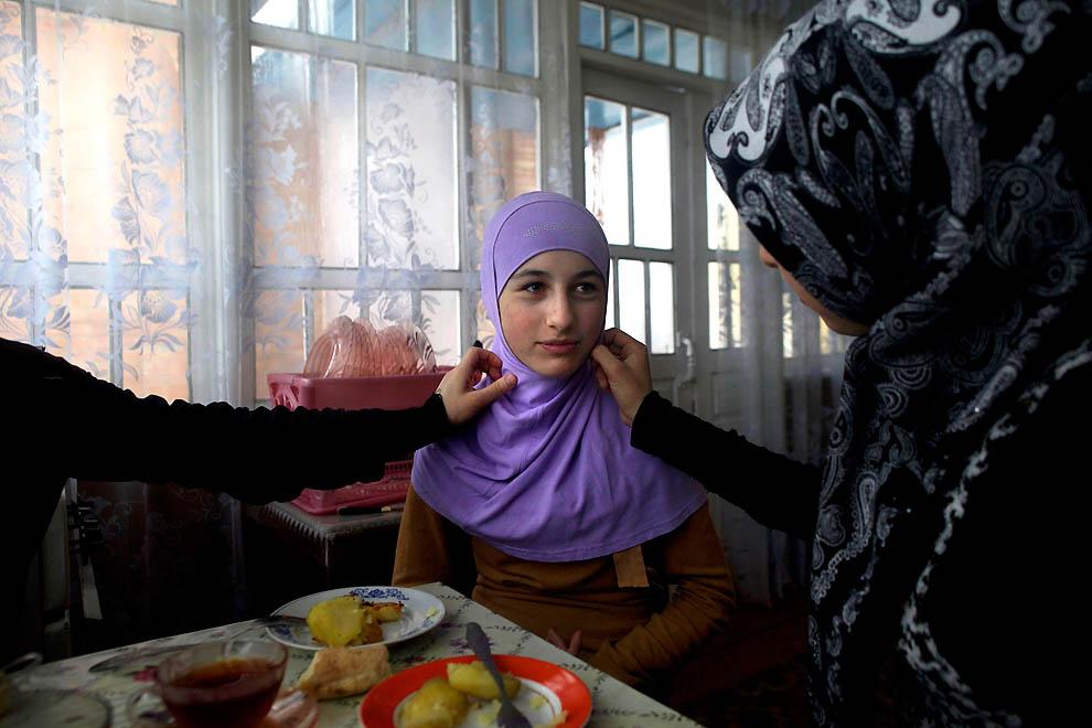 фото чеченских девушек в эротике