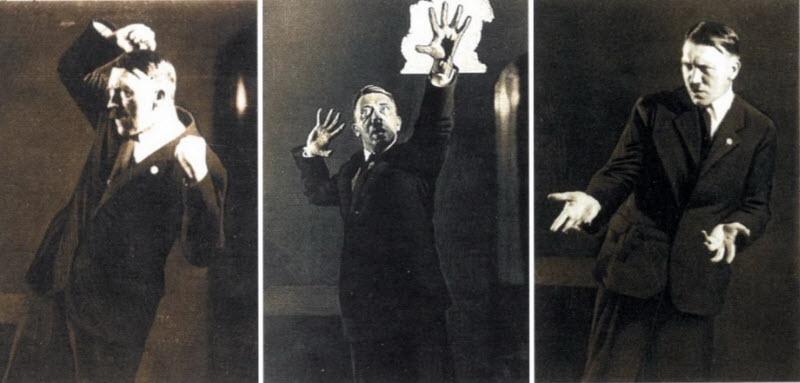 1422 Жизнь Адольфа Гитлера в фотографиях