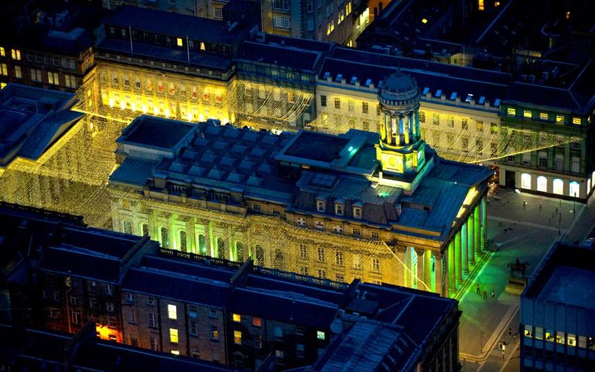 1423 Британские города с воздуха