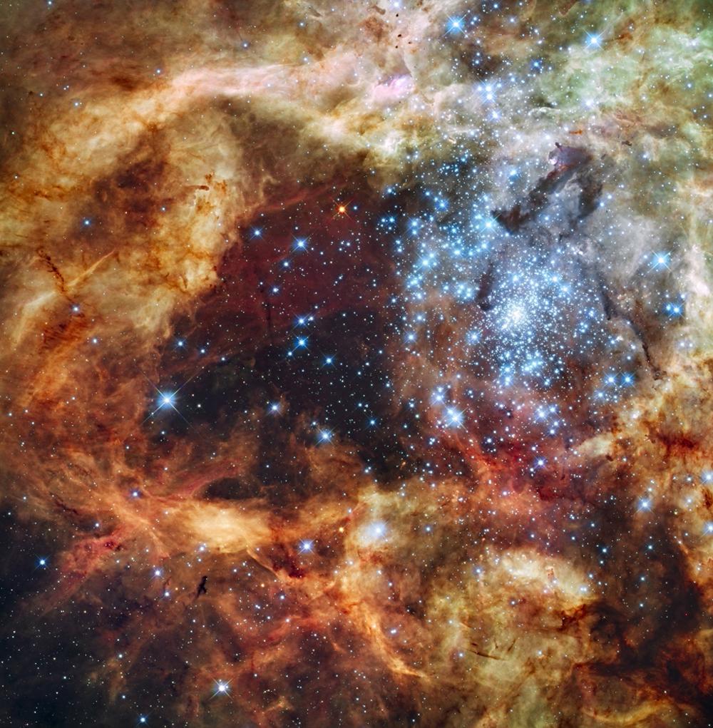 1464 30 лучших фотографий телескопа Хаббл