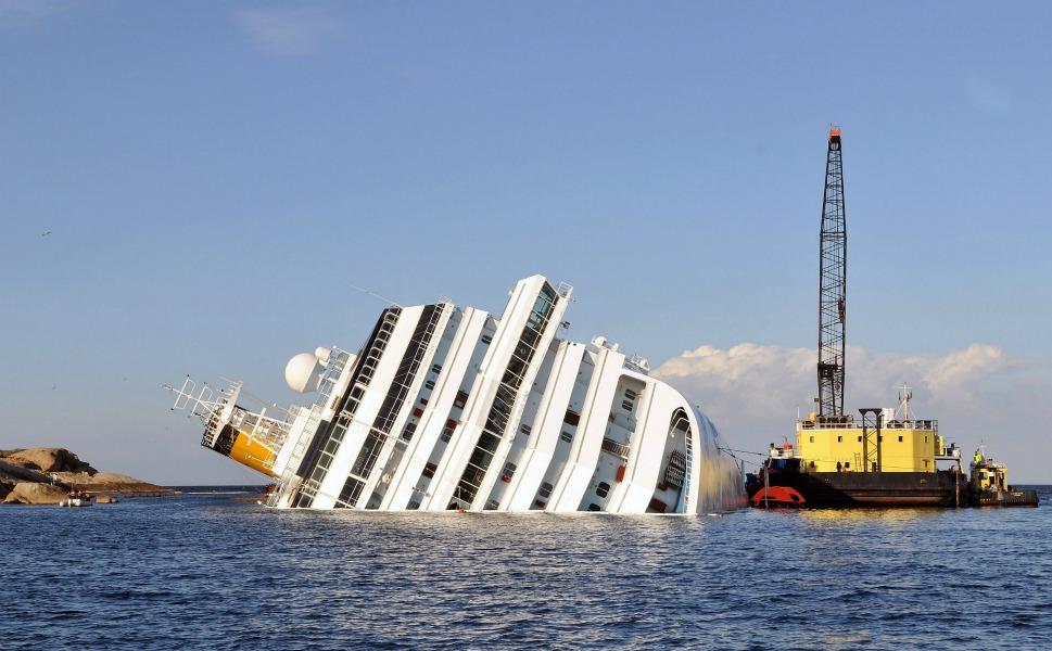1484 Катастрофы на семи морях
