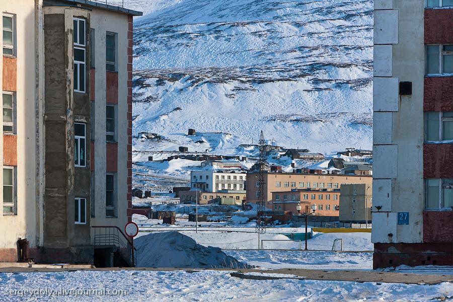 1536 Певек   самый северный город России